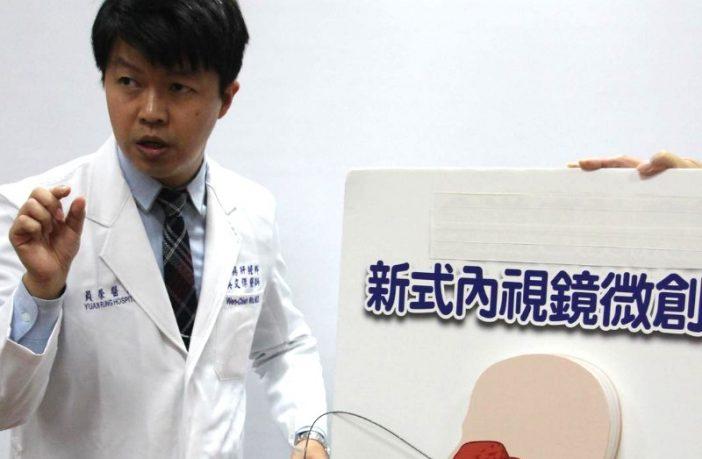 員生醫院肝膽腸胃科主任吳文傑